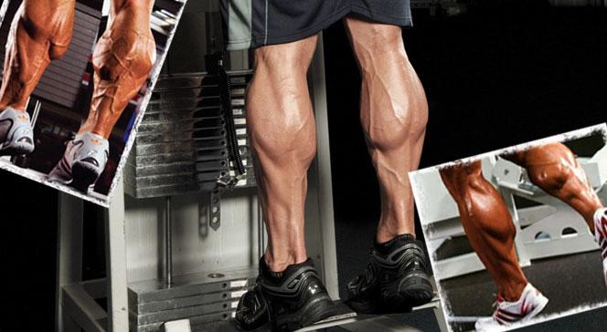 Как раскачать огромные икроножные мышцы в спортзале — быстро и безопасно