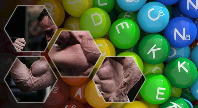 Особо важные витамины для роста мышц — основной список!